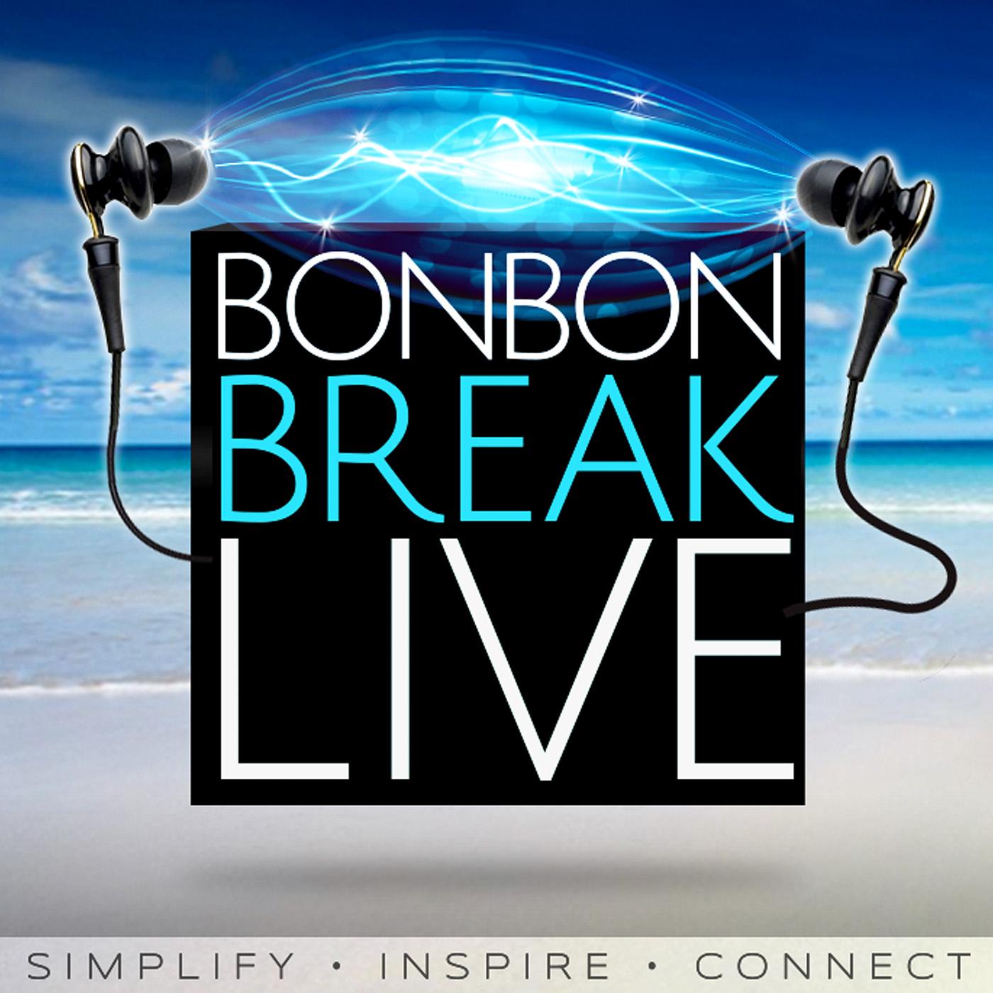 BonBon Break LIVE Podcast logo
