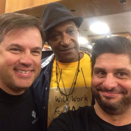 Episode 115 - Interview with Tony Todd at Crypticon KC 2015