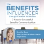 Artwork for 3 Keys to Successful Benefits Communication w/ Jen Benz