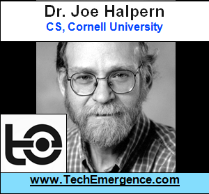 Handling Uncertaintly on a Grand Scale - an Interview with Cornell's Dr. Joe Halpern