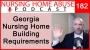 Artwork for 182- Georgia nursing home building requirements