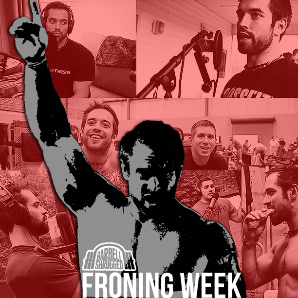 The Best of Rich Froning on Barbell Shrugged