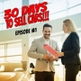 Artwork for 30 Days to Sell Cars Podcast Episode #1 - Targeting Non-Intenders To Increase Conquest Vehicle Sales