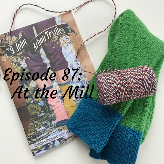 Episode 87: At the Mill