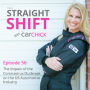 Artwork for The Straight Shift, #56:  The Impact of the Coronavirus Outbreak on the US Automotive Industry