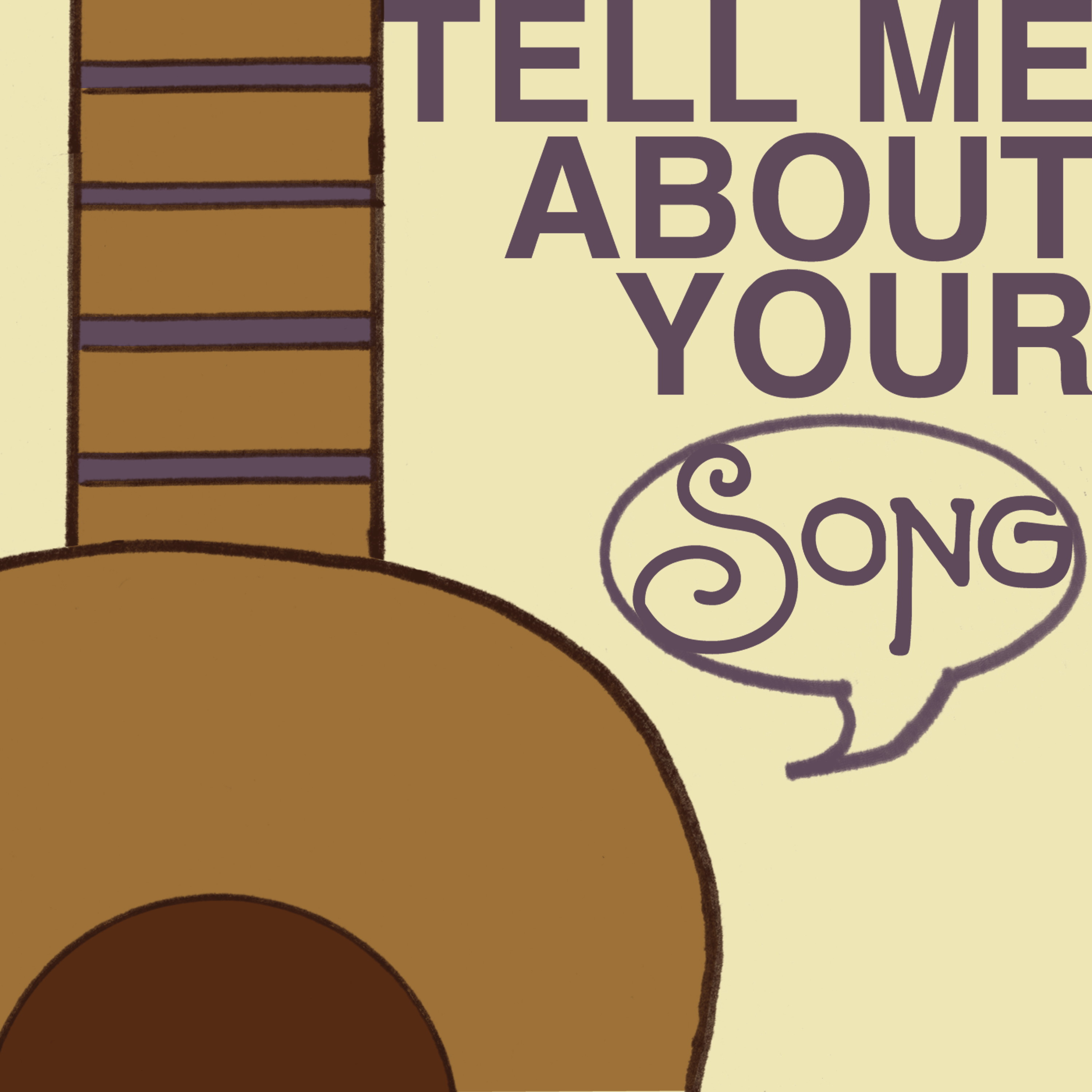 Artwork for Jacob Haller discusses the 'Tell Me About Your Song' podcast with Pete Avitable