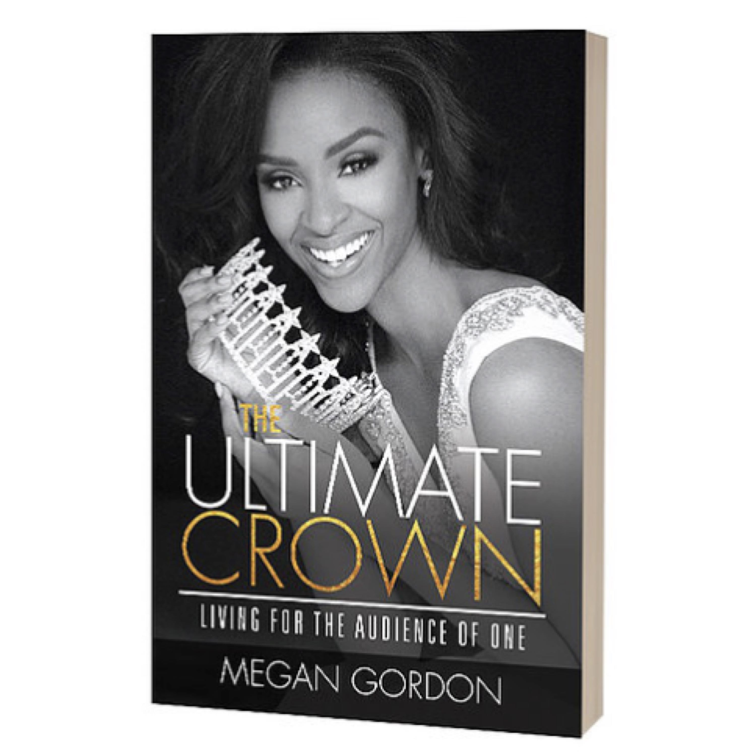 Artwork for 5-MIN BONUS EPISODE - The Release Of Megan Gordon's New Book - The Ultimate Crown - Living For The Audience Of One