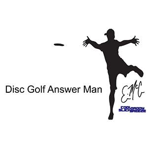 Artwork for Disc Golf Answer Man Ep 056