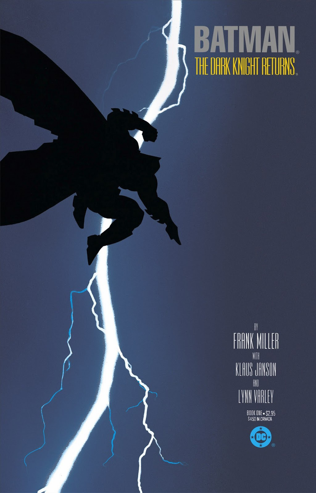 Comics on Infinite Earths- The Dark Knight Returns