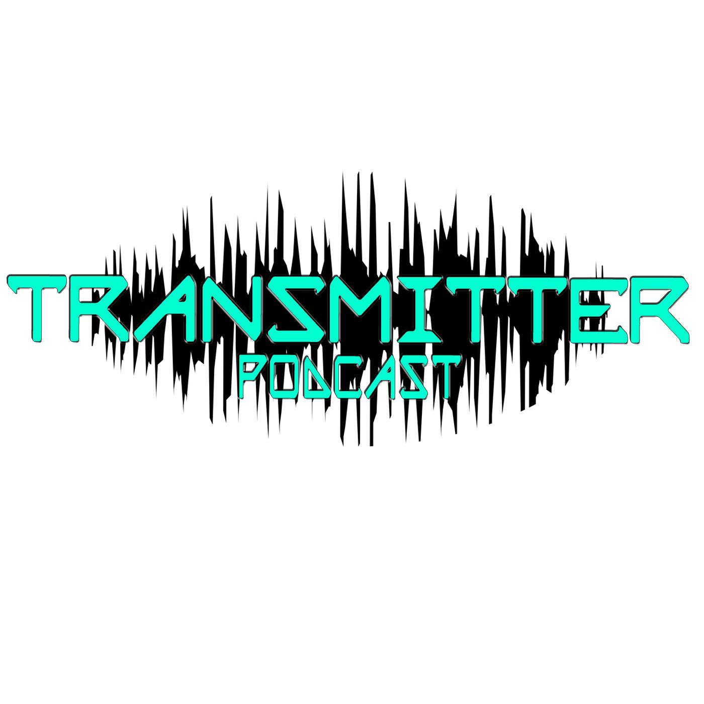 Transmitter Podcast show art