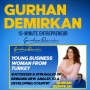 Artwork for Young Business Woman From Turkey