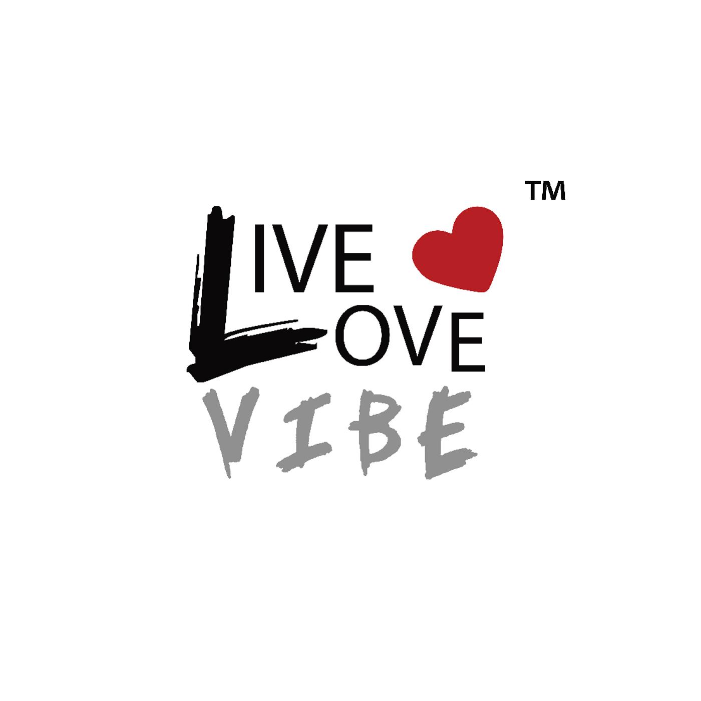 Live Love Vibe show art