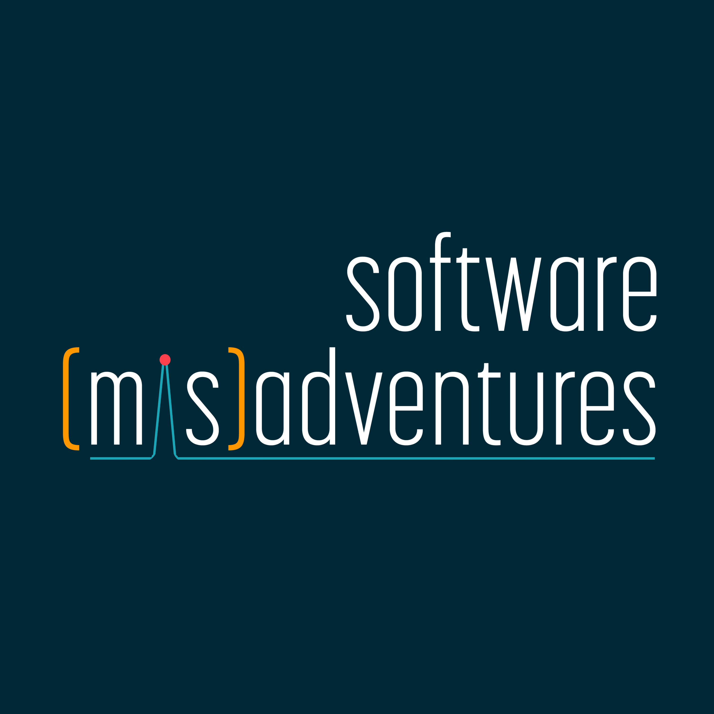 Artwork for Introducing Software Misadventures Podcast - #0