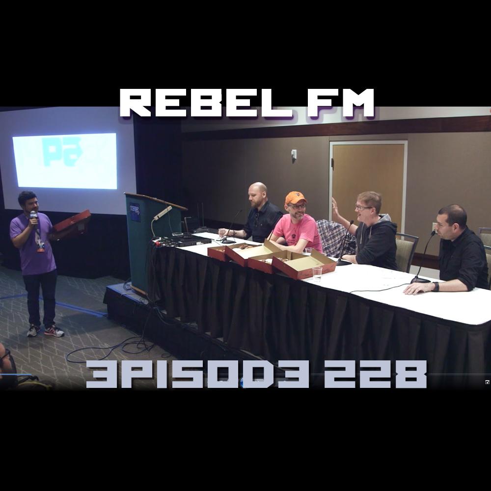 Rebel FM Episode 228 - 08/29/14