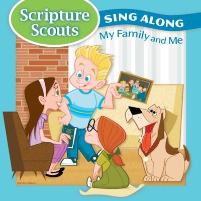 """Scripture Scouts Sing Along - My Family and Me"""