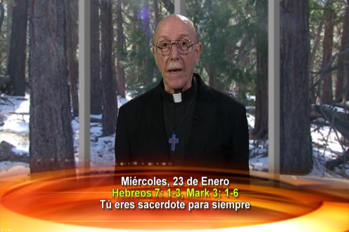 Artwork for Dios te Habla con Fr. Lenny de Pasquale; Tema el hoy: Tú eres sacerdote para siempre.