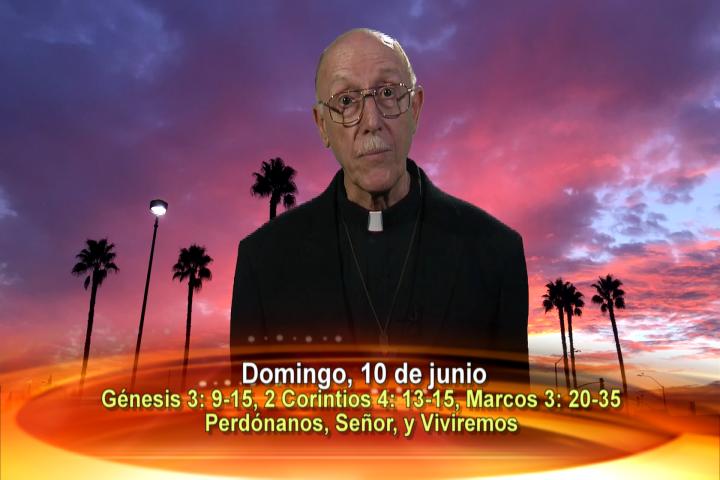 Artwork for Dios te Habla con Fr. Lenny de Pasquale;  Tema el hoy:Perdónanos, Señor, y viviremos.
