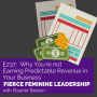 Artwork for EP237 Why You're Not Earning Predictable Revenue in Your Business