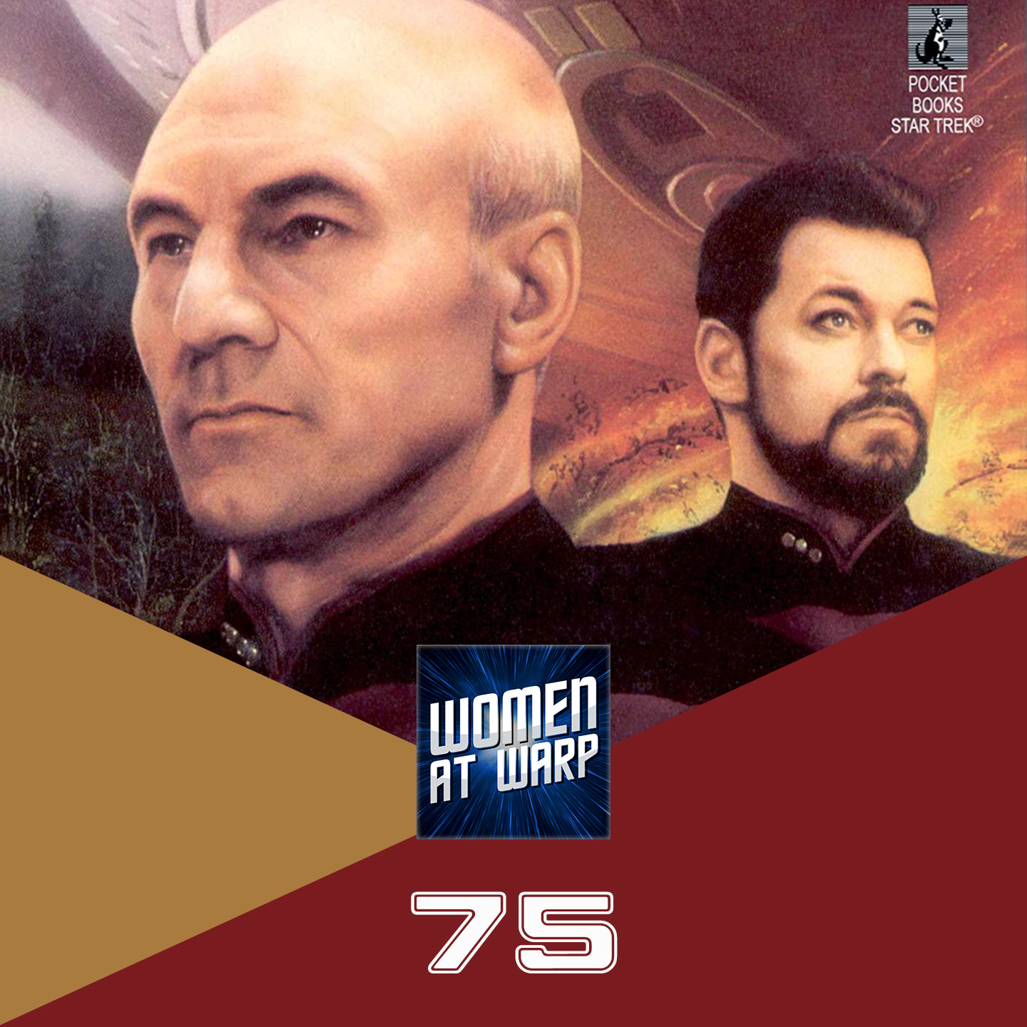Artwork for 75: Book Club: Rogue Saucer