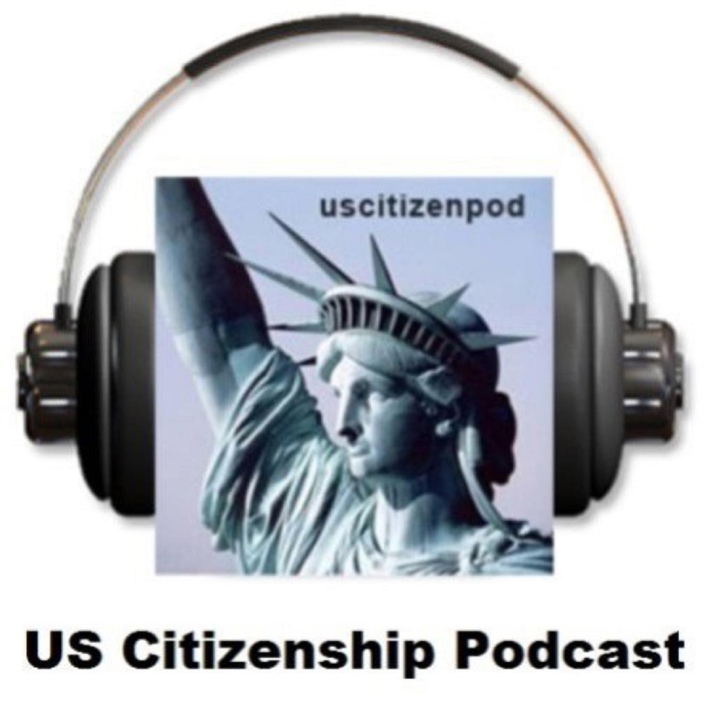US Citizenship Podcast show art
