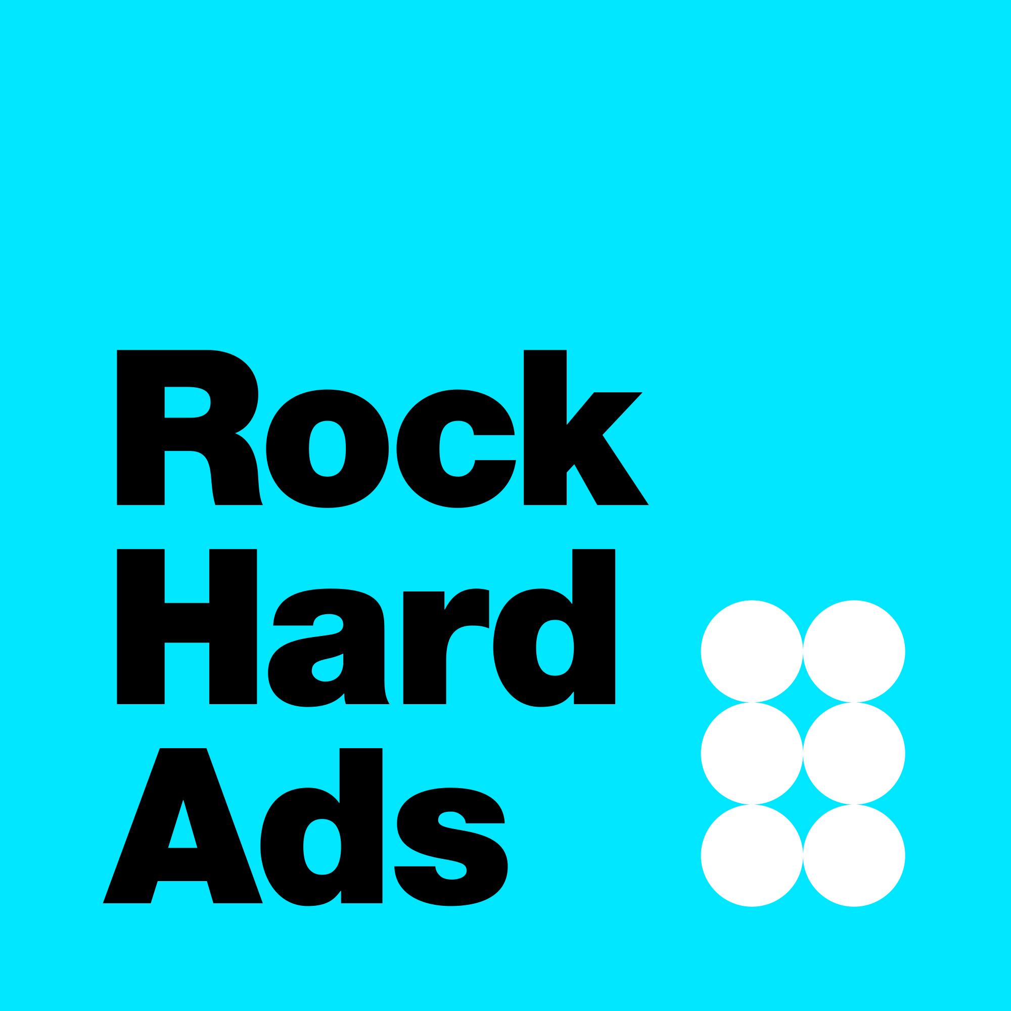 Rock Hard Ads - An Advertising Podcast show art