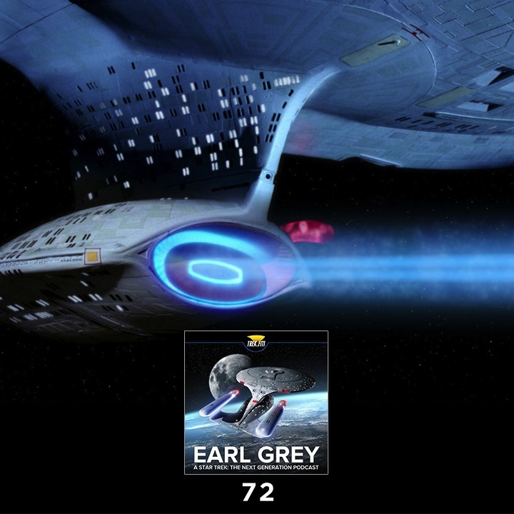 Earl Grey 72: What Would Riker Do?