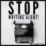 Artwork for Q&A from the Stop Writing Alone Community