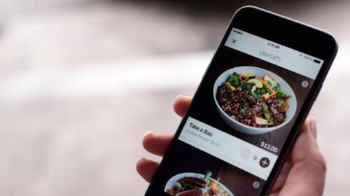 UberEats, el servicio de delivery de Uber llegó a Colombia