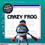 Artwork for #13 - A PEOPLE'S HISTORY OF CRAZY FROG