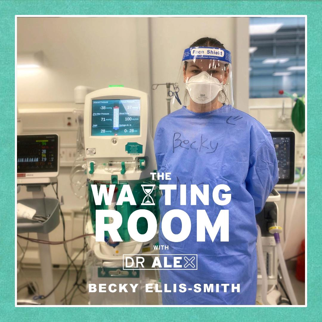 Life & Death in Intensive Care with Nurse Becky Ellis-Smith