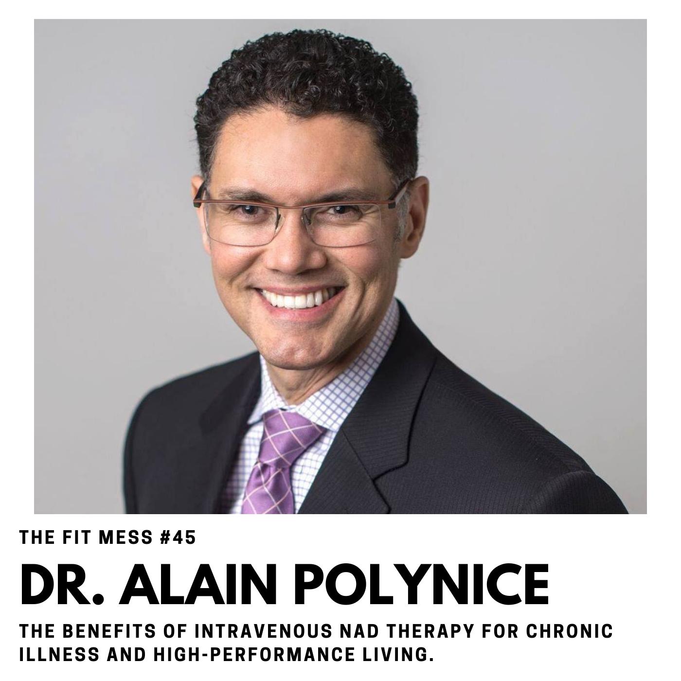 Dr. Alain Polynice