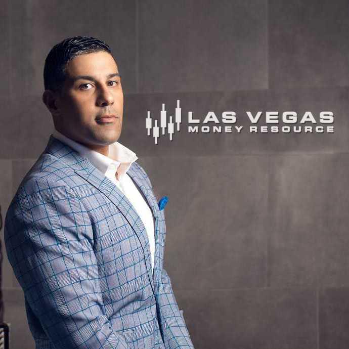 Las Vegas Money Resource with Travis Scribner show art