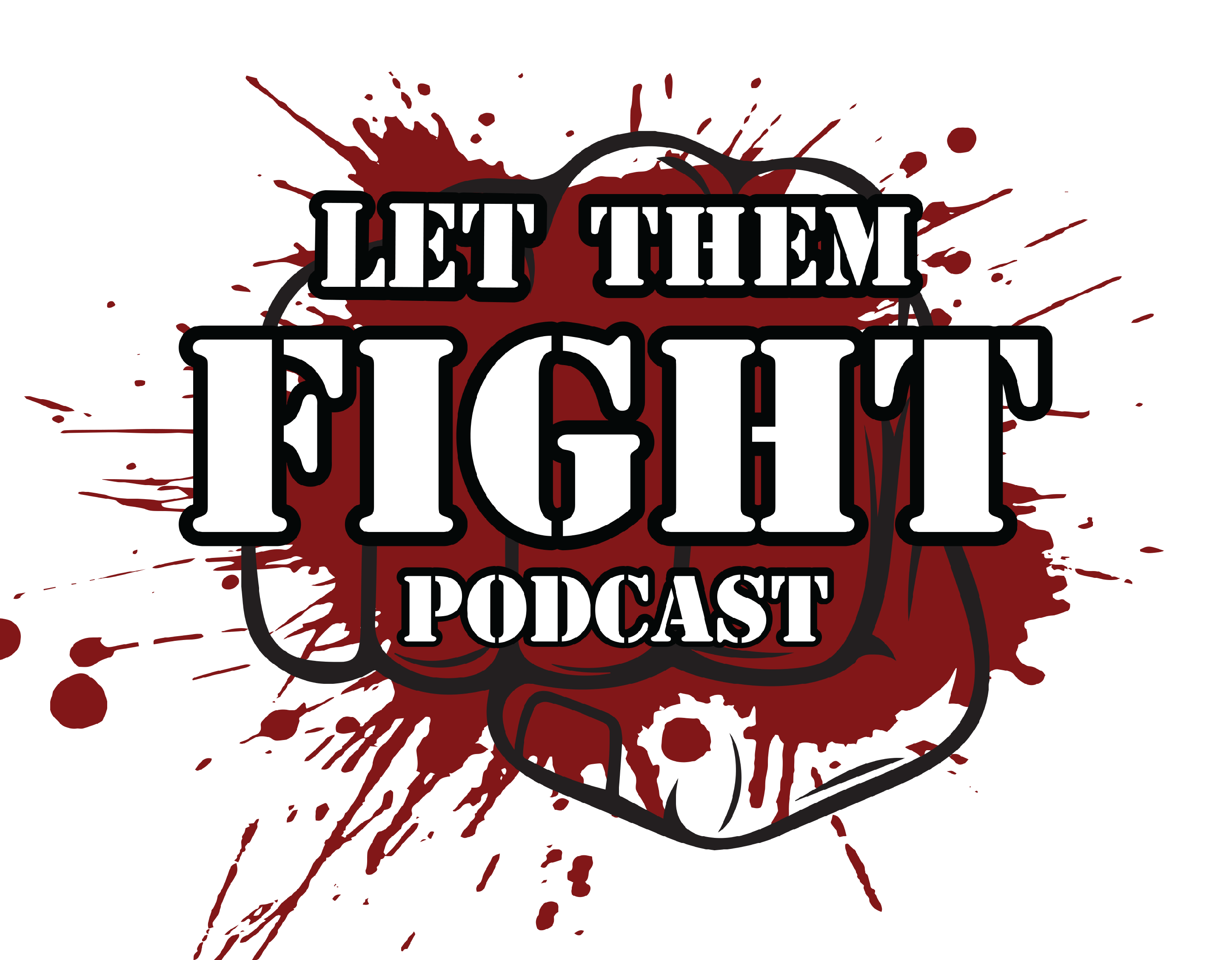 Let Them Fight: A Comedy History Podcast show art