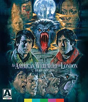 15: American Werewolf in London (1981) show art