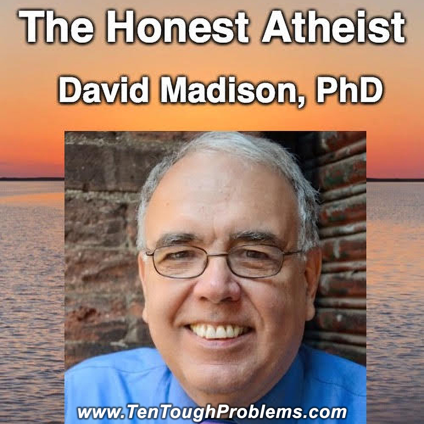 The Honest Atheist Podcast show art