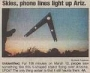 Artwork for THE 1997 PHOENIX ARIZONA UFO INCIDENT
