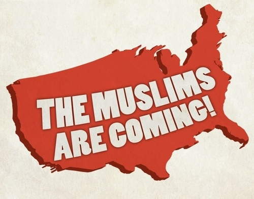 Hal Sparks Radio Pgm -- The Muslims Are Coming! 9/7/13