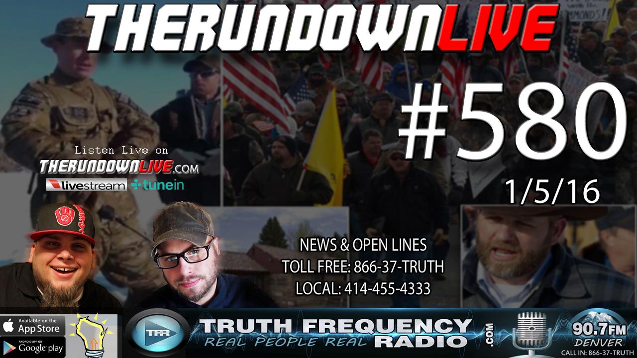 The Rundown Live #580 (Drones,Facebook,Oregon)