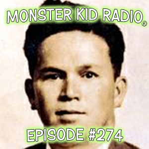 Monster Kid Radio #274 - Charlie Gemora: Uncredited with Mitch Gonzales