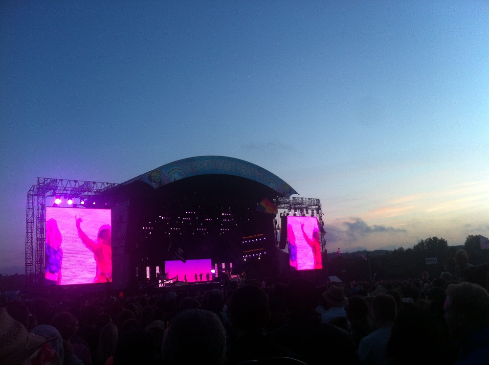 Isle of Wight Festival Review 2015