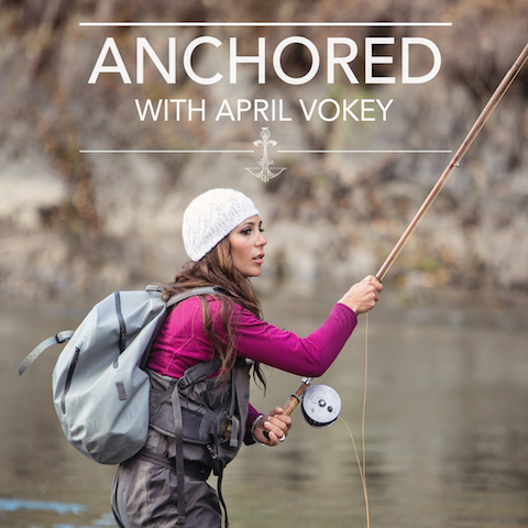 Anchored with April Vokey show art