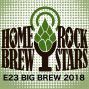 Artwork for E23 Big Brew 2018 with Forest City Brewers
