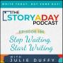 Artwork for 190 - Stop Waiting Start Writing