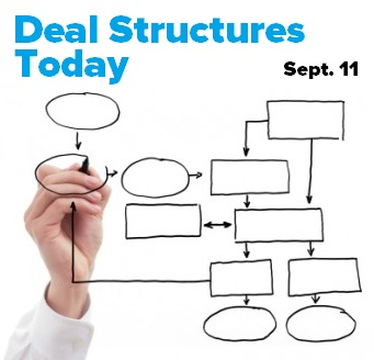 Tech M&A Monthly - Deal Structures (Part 5)