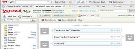 El correo Yahoo anuncia capacidad ilimitada en sus buzones
