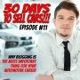 Artwork for 30 Days To Sell Cars Podcast Episode #11 - How To Blog To Sell Cars