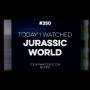 Artwork for Movie Review: Jurassic World (2015)