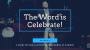 Artwork for The Word is Celebrate