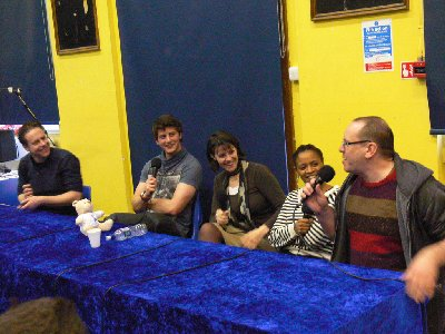 Tim's Take On: Episode 116(Bernice Summerfield panel at Big Finish Day 2)