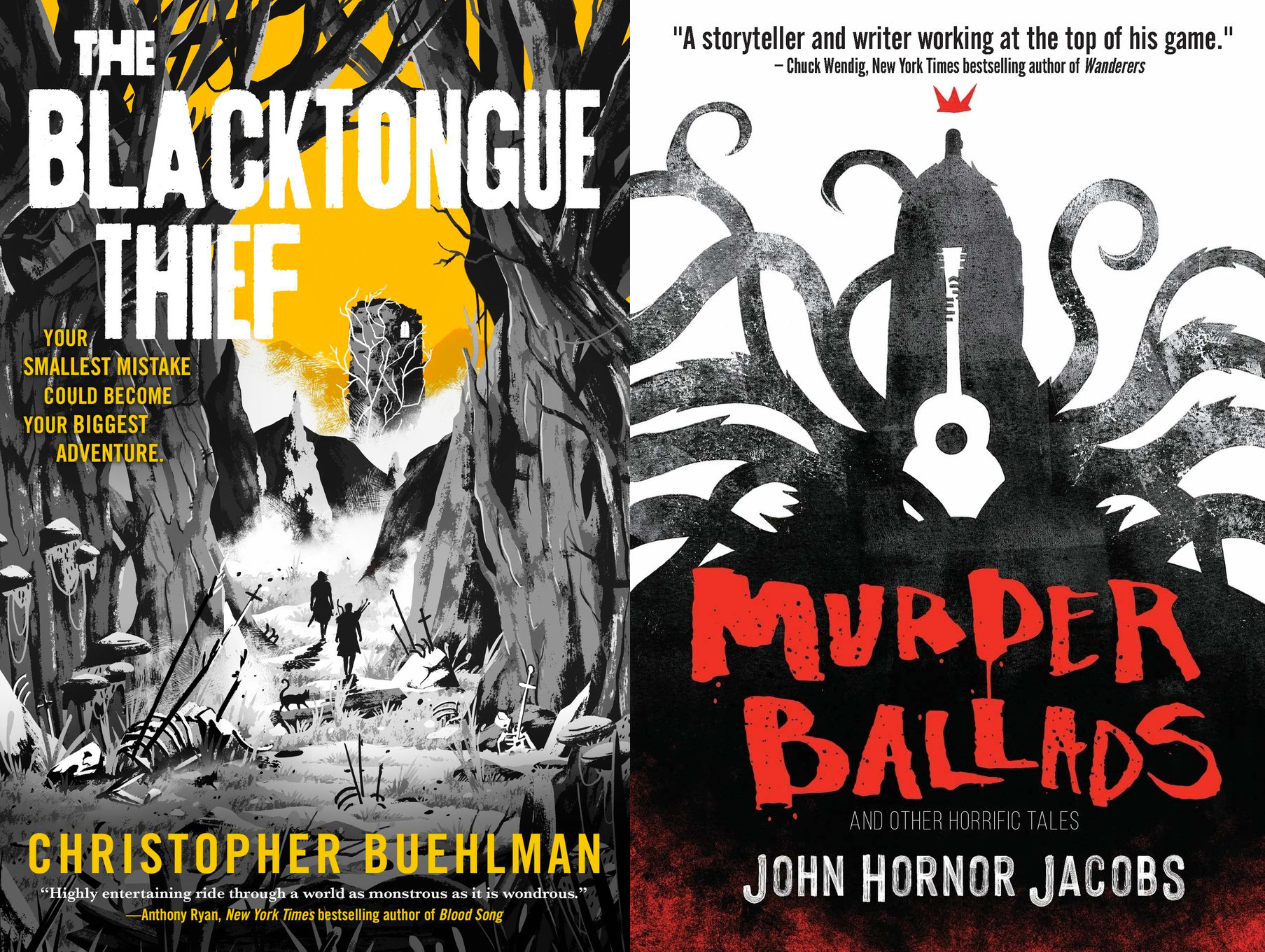 Christopher Buehlman interviews John Hornor Jacobs